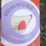 Questo uovo non lo voglio, Chiara de Fernex, Albe edizioni