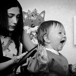 Come tagliare in casa i capelli ai bimbi